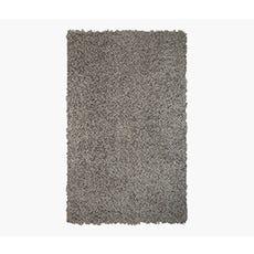 DOLCE Shag Rug 5x7' (Grey)