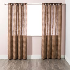 BRENDA Bamboo Curtain - 1 Panel