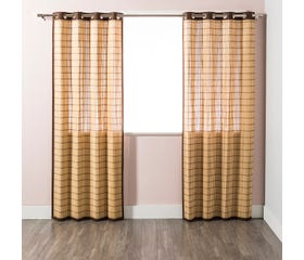 BEATA Bamboo Curtain - 1 Panel