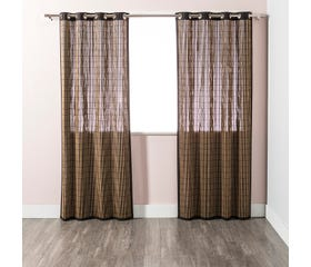 BLYTHE Bamboo Curtain - 1 Panel