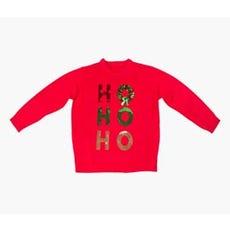 HOHOHO Ugly Holiday Sweater