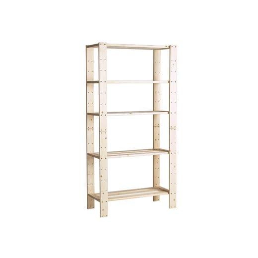 PINE Utility Unit (5 Shelf)