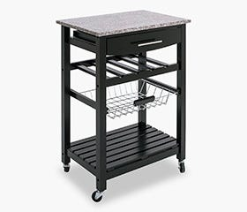 ANHOLT Kitchen Cart