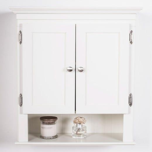 ALDRA Wall Cabinet (White)