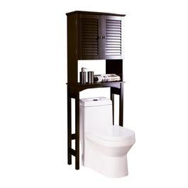 Hanna Over The Toilet Space Saver Espresso Bathroom Furniture Bathroom Jysk Ca
