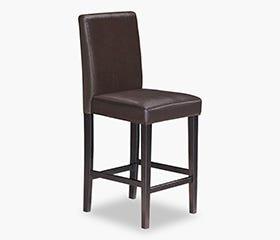 BILLUND Counter Chair (Brown)