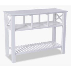 Table console DINA (Blanc)