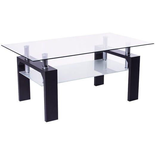 LARVIK Coffee Table (Dark Brown)