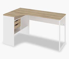 FUNCTION PLUS Corner Desk