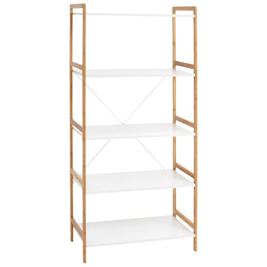 BROBY Shelving Unit (5 Shelves)