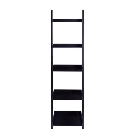 ENGEREN Ladder Shelf (Black)-1