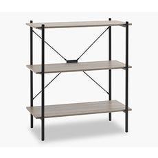 VANDBORG 3 Tier Bookcase
