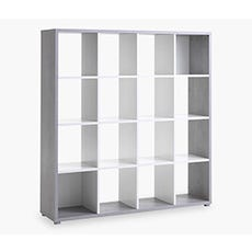 HALDAGER 16 Shelf Bookcase