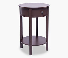 Dark Brown nightstand