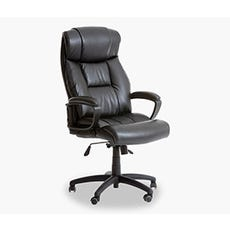 TJELE Office Chair (Black)