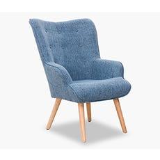 RUTVIK Armchair (Blue)