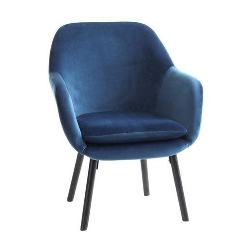 UDSBJERG Casual Armchair (Blue)