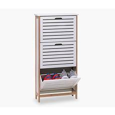 BROBY 3 Door Shoe Cabinet