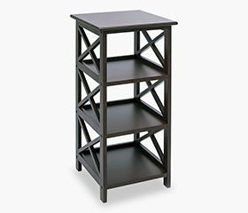 DINA 3 Shelf (Black)