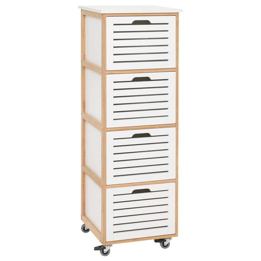 BROBY 4 Drawer