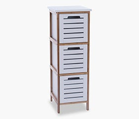 BROBY 3 Drawer