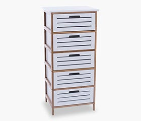 BROBY 5 Drawer