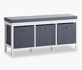 storage bench unit