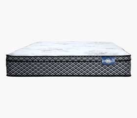 ESME Euro Top Spring Mattress