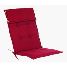 outdoor mid-back cushion