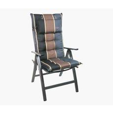 outdoor high-back cushion