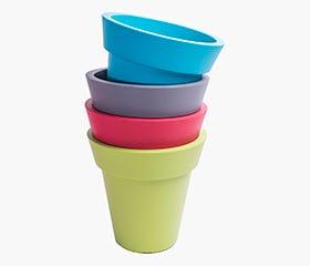 outdoor garden pots