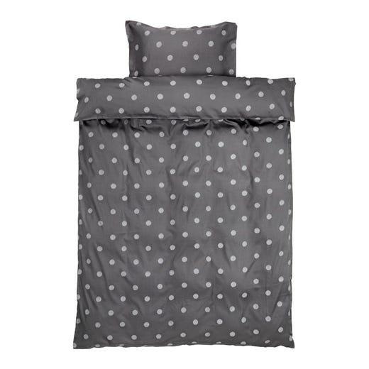 ANE 100% Cotton Sateen Duvet Cover Set (Twin)