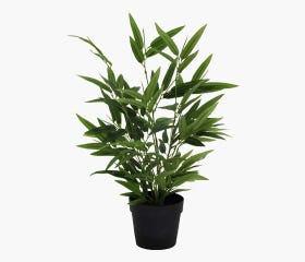 Artificial mini bamboo plant