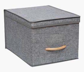 large storage box with handle