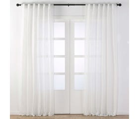 BLENDA Curtain - 1 Panel (White)
