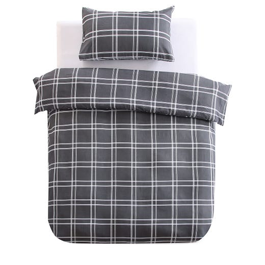 Brad Duvet Cover Set (Twin)