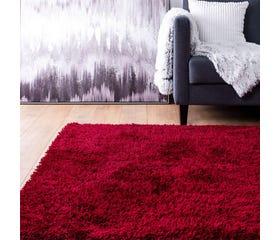 burgundy area rug