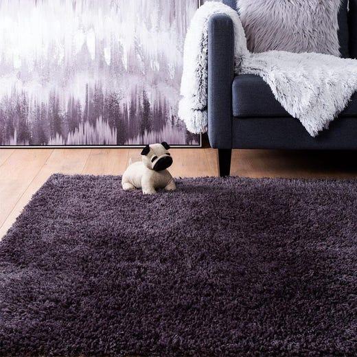 charcoal area rug