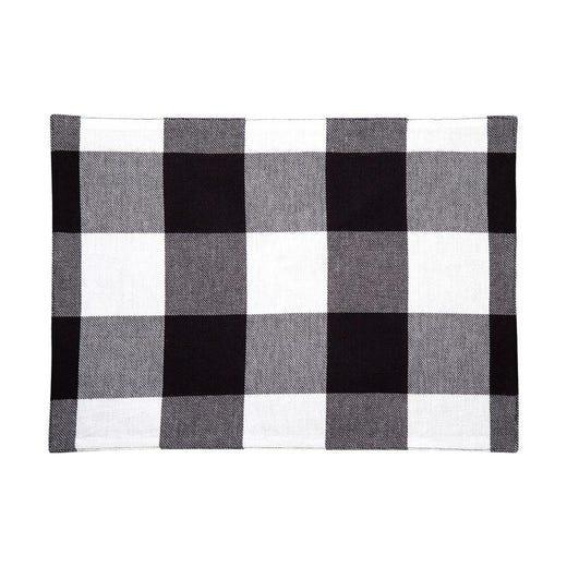 BUFFALO CHECK Placemat (Black/White)