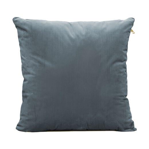 Grey throw pillow cover