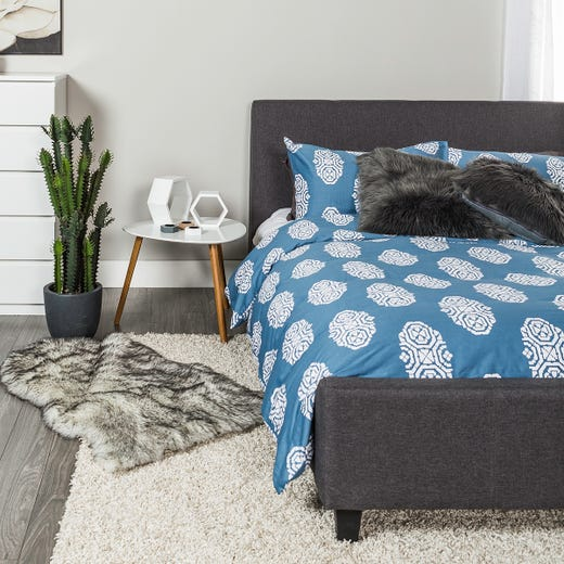 DALEN Bed Frame (Double)