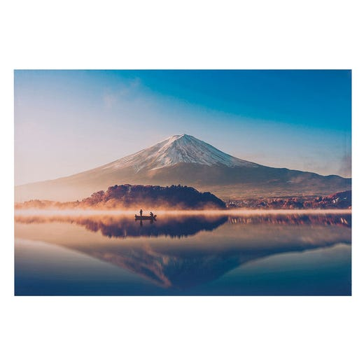 PRINTS Canvas Print 80x120cm (Fujiyama)