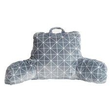 HANNAH Grey Reading Cushion