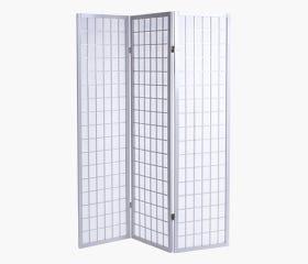 HARRINGTON Floor Screen (White)