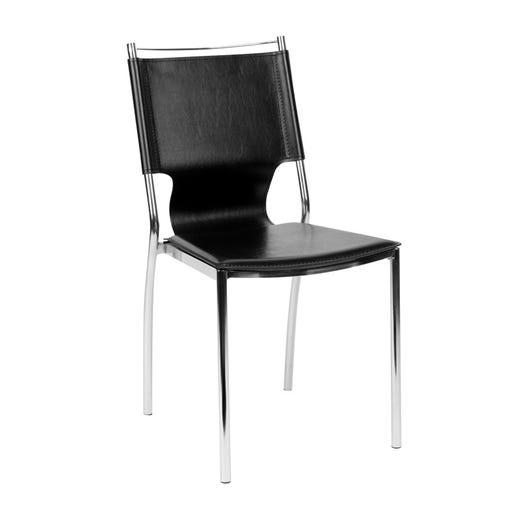 HORGEN Dining Chair (Black)