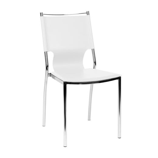 HORGEN Dining Chair (White)