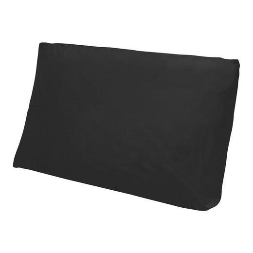 NADIA Pillowcase for Foam Pillow (Black)