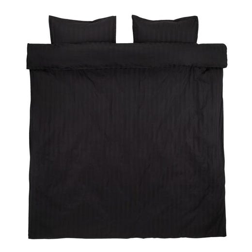 NELL Black Duvet Cover Set