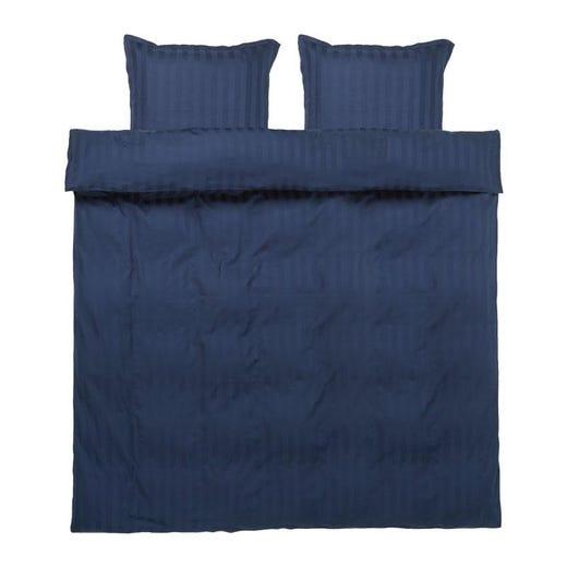 NELL Navy Blue Duvet Cover Set