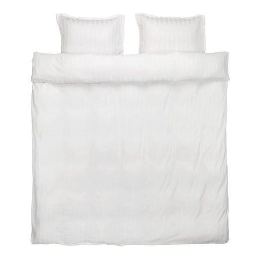 NELL White Duvet Cover Set